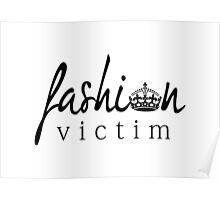 Fashion Victim 3 Poster