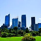 Sydney Skyline by DAJPowell