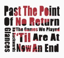 Past The Point Of No Return by tothebarricades