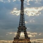 bonjour paris by E-creative