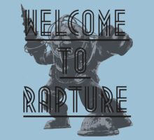 Welcome to Rapture by YouViewStu