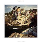 Riomaggiore, Cinque Terre by MassimoConti