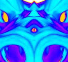 HorndSkull - ChilldMap Sticker