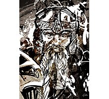 Gimli Photographic Print
