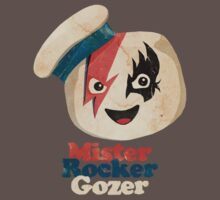 Pop Bastards - Mister Rocker Gozer by butcherbilly
