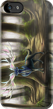 Xerneas by Cole Pickup