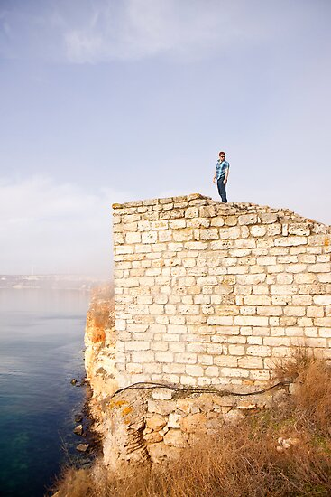 Kaliakra Edge of the world  by Wooanna