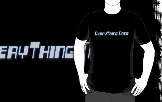 Everything Noob Logo by EverythingNoob