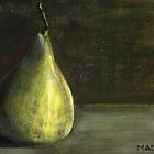 Pear, still life 2013 by maddym