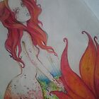 ruskala mermaid by Originalpumpkin