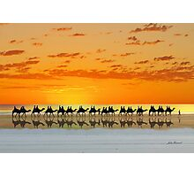 Cable Beach, Broome Photographic Print