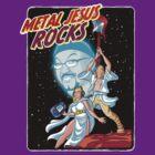 Metal Jesus Rocks - Galaxy Far Away by metaljesusrocks