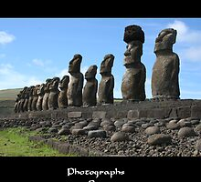 EASTER ISLAND MYSTERIES by Jan Vinclair