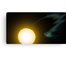 Kepler 13b Canvas Print