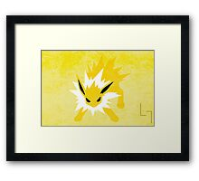 Jolteon Framed Print