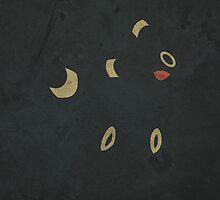Umbreon by jehuty23