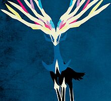 Xerneas by jehuty23