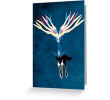 Xerneas Greeting Card