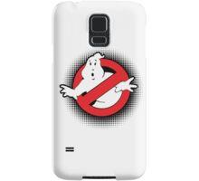 Original Ghostbusters Halftone Logo (in colour) Samsung Galaxy Case/Skin