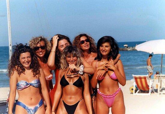 EVELINA,RITA,OLLY,STEFF,GUENDALYN,VALERIE....1990 - ITALIA -EUROPA - VETRINA RB EXPLORE 7 FEBBRAIO 2013 -     by Guendalyn