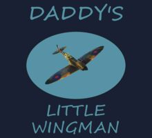 Daddy's little wingman by Chris-Cox