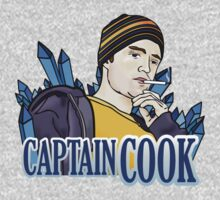 Captain, Cook by LAVELLJP