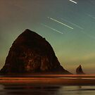 """Cannon Beach - """"The End of the World"""" by Kaitlin Kelly"""