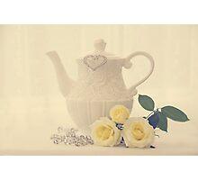 Softly Romantic Photographic Print