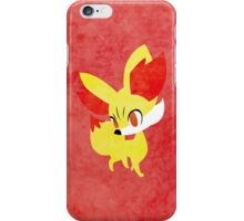 Fennekin iPhone Case/Skin