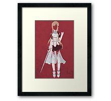 Asuna Framed Print