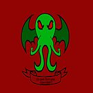 Cthulhu - No good deed goes unpunished by DavinciSMURF
