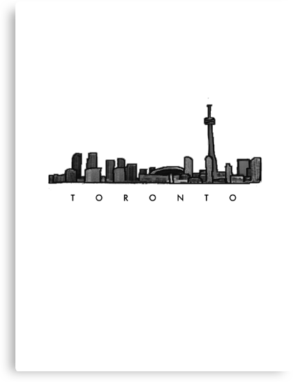 Toronto by Edie Johnston