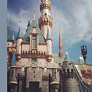 Sleeping Beauty's Castle by soapyburps
