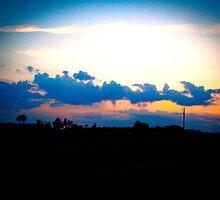 Blur Sunset by Athenawp