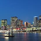 Brisbane City by Cassie Gannon