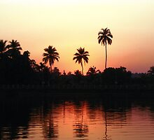 Goan sunset by Ketan  Salaye