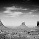 Monument Valley Utah  by Stephen Knowles