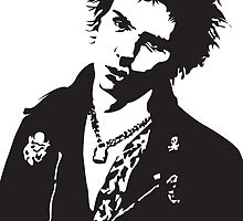Sid Vicious by Tom Fulep