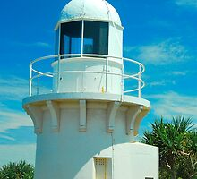 Fingal Head Lighthouse by Penny Smith
