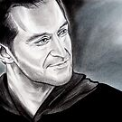 Richard Armitage, smiling eyes by jos2507