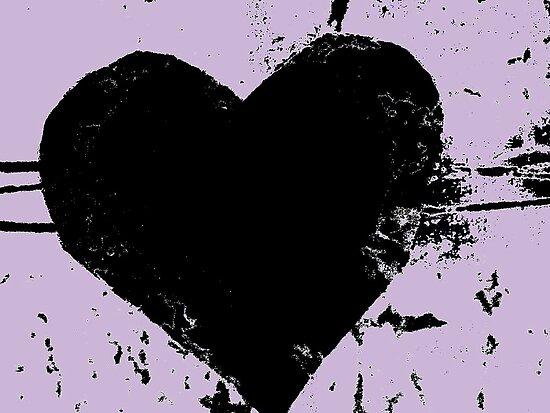 Liquirice-Heart by Dorothy Rafferty