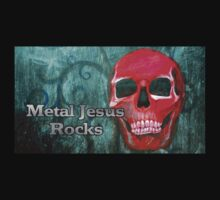 Metal Jesus Rocks by metaljesusrocks