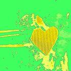 Spring-in-Love-Heart by Dorothy Rafferty