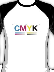 CMYK 8 T-Shirt