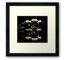 Pentax Framed Print