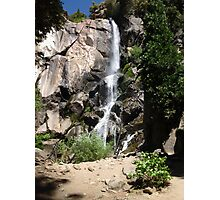 Concealed Cascade Photographic Print