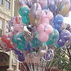 Disney Balloons by rose511