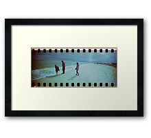 Beacheonis Framed Print