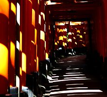 Japan Reloaded - Fushimi Inari # 3 by fenjay