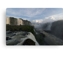 Cataratas do Iguaçu Canvas Print